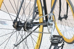 פנצ'ר / נקר באופניים